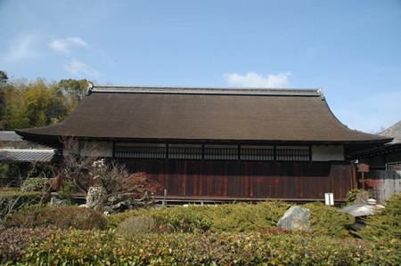 早春の勧修寺