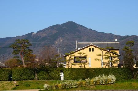 春めく比叡山