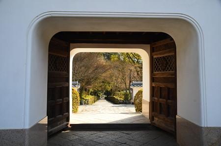 興聖寺から見る琴坂