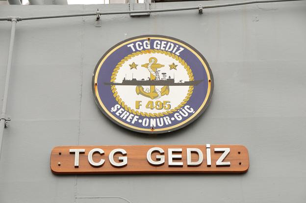 F 495 ゲディズ (Gediz)