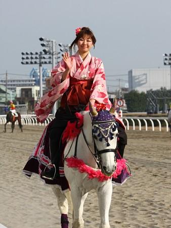 川崎競馬の誘導馬01月開催 和服2Ver-120101-08