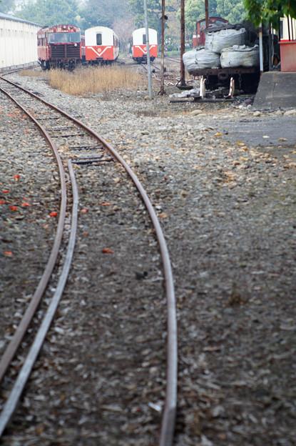阿里山鉄道