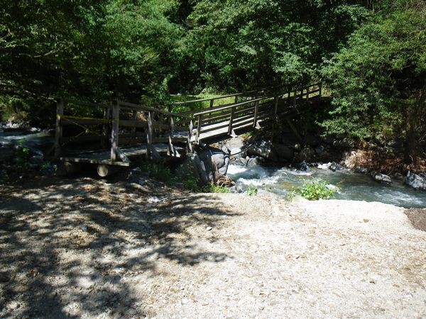 C下流の橋