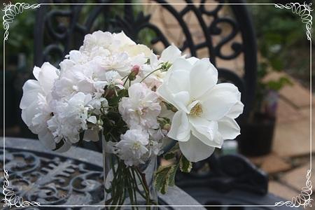 白い花束 (2