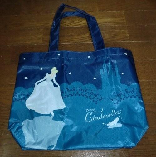Photos: Disney Princess シンデレラトートバッグ