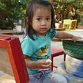 Photos: お弁当つけてるよ2015.02.07カンボジア