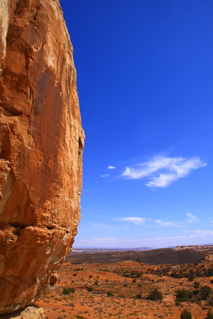 Red Rock Cliff and 8th Notes♪♪
