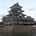 長野県松本市 国宝松本城