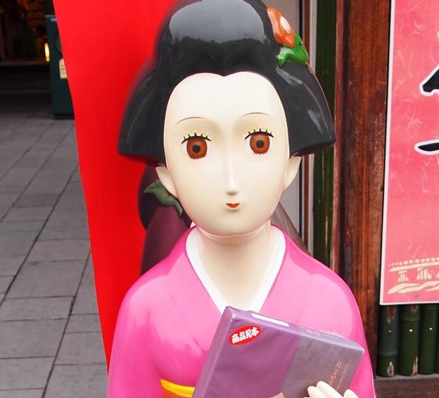 京都の思い出?