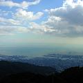 写真: 六甲山山上から[2010.11]