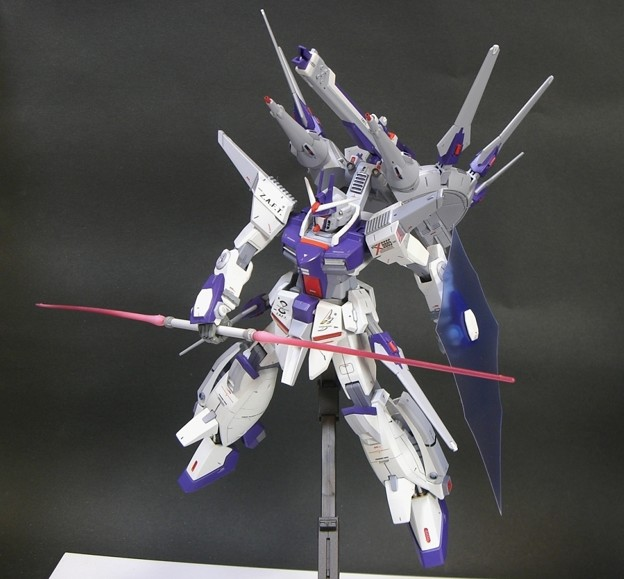 08 Legend Gundam 1;100