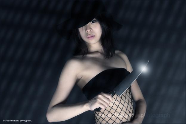 黒い天使Ayaka:Scorpio000