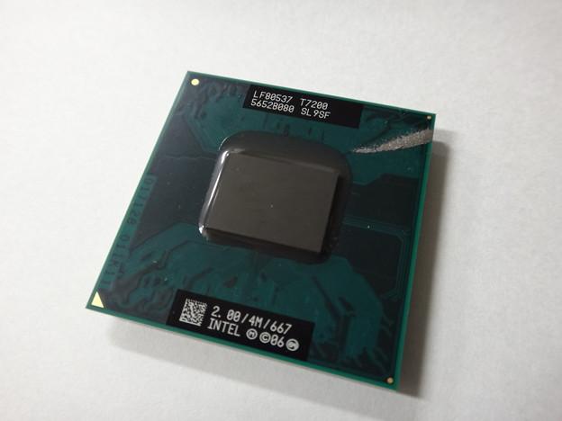 Core2 Duo T7200 2.00GHz