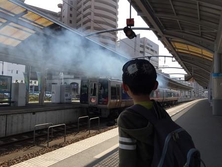 20150321高松駅