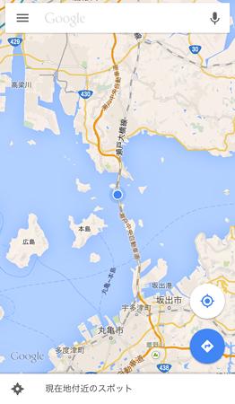 20150326Googleマップ