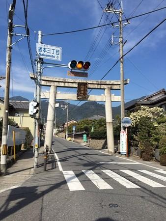 20150402比叡山坂本(1)