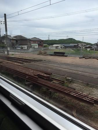 20150506神戸電鉄の車窓から(1)