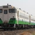 キハ48形500番台キハ48-545 普通小牛田行き