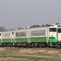 キハ48形1500番台キハ48-1545 普通女川行き