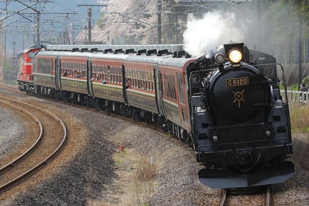 C61-20+12系客車新潟車+DD51-842 快速SL碓氷物語号
