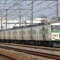 185系オオA7編成 湘南ライナー12号東京行き