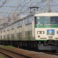 185系オオC1編成 湘南ライナー2号東京行き
