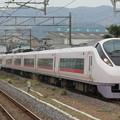 E657系カツK12編成 特急ときわ63号