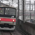 Photos: 205系ケヨ26編成 各駅停車東京行き