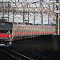 Photos: 205系ケヨ27編成 快速東京行き
