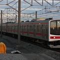 205系ケヨ11編成 各駅停車東京行き