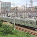 205系クラH26編成 快速桜木町行き