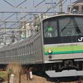 205系クラH27編成 各駅停車桜木町行き