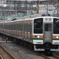 211系2000番台チタN63編成 普通東京行き