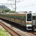 211系2000番台チタN31編成 普通伊東行き