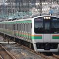 E217系コツF-53編成 普通東京行き