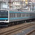 Photos: 209系ウラ52編成 各駅停車鶴見行き