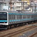 Photos: 209系ウラ59編成 各駅停車磯子行き