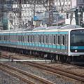 Photos: 209系ウラ70編成 各駅停車大宮行き