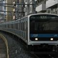 209系ウラ72編成 各駅停車桜木町行き