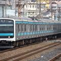 Photos: 209系ウラ78編成 各駅停車磯子行き