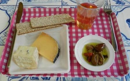 チーズのイートイン−札幌