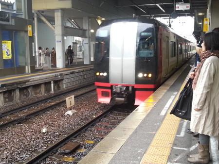 20150329_135124 東岡崎 - 新鵜沼いき快速特急