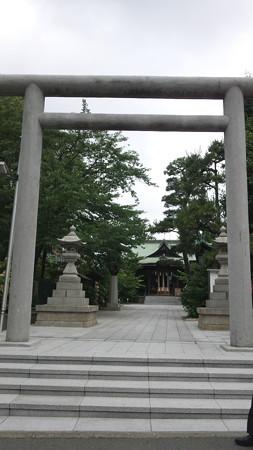 桜神宮 本殿