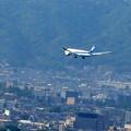 写真: 伊丹航空へ