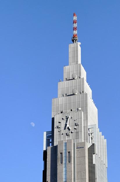Tower of docomo