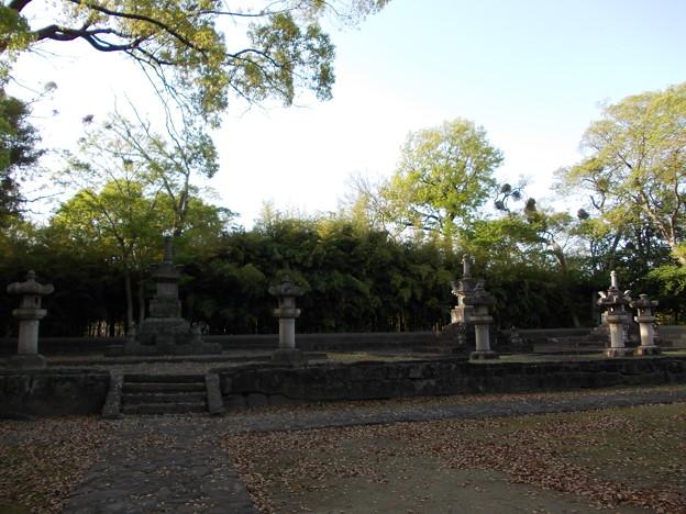 徳川家御廟