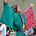 朝霞翔舞_09 - 原宿表参道元氣祭 スーパーよさこい 2011