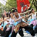 写真: 朝霞鳴子一族め組_12 -  「彩夏祭」 関八州よさこいフェスタ 2011
