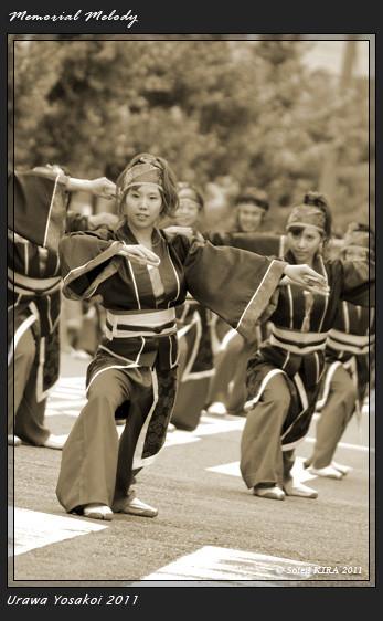 写真: よさこい塾☆よっしゃ_21 - 第8回 浦和よさこい2011