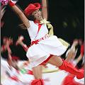 写真: サニーグループよさこい踊り子隊SUNNYS_14 - 原宿表参道元氣祭 スーパーよさこい 2011